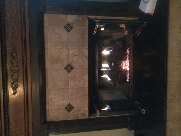 Real Fyre 24 Quot Charred Frontier Oak Ventless Natural Gas