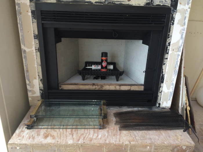 Hargrove Replacement Fireplace Refractory Panel 24 Inch