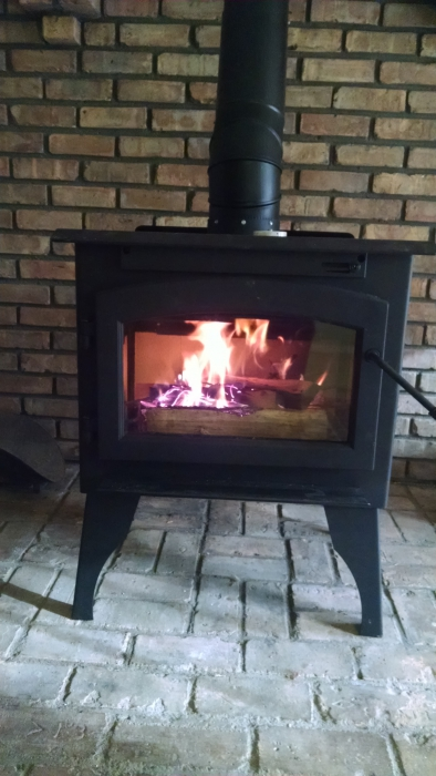 Napoleon Timberwolf 2100 Economizer Epa Wood Burning Stove