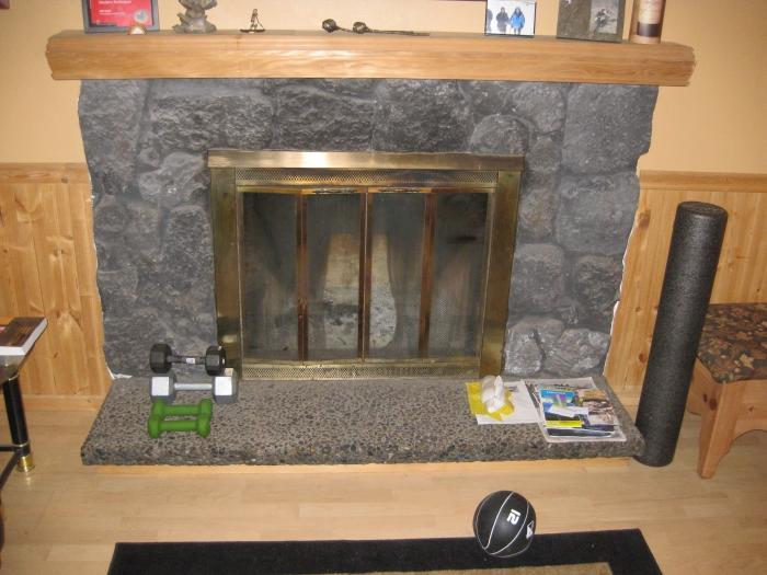 Fire sense stove electric fireplace