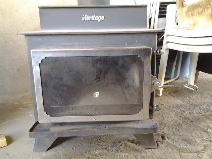 How can I identify my Heritage wood stove? - Wood Stoves, Wood Heaters, And Woodburning Stoves