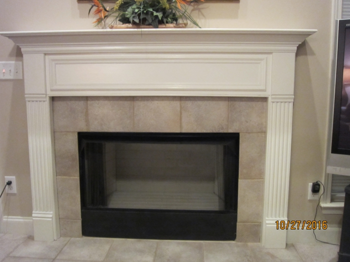 Do I Need To Remove My Existing Fireplace To Install An Electric Insert?  Thank You.  Replace Fireplace Insert