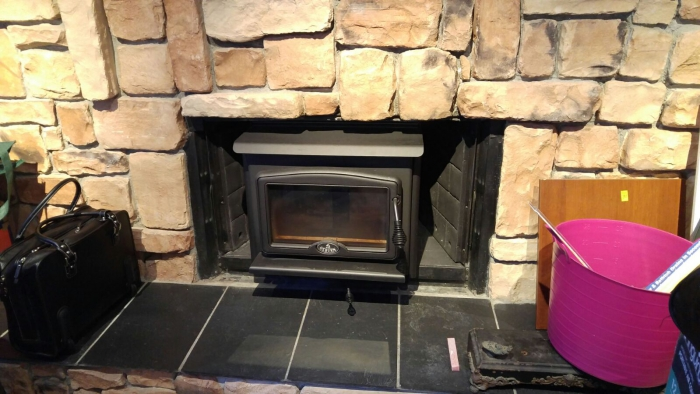 ... model number on my Osburn wood stove insert? I recently purchased a  home with one installed and would like to know more about it before  lighting it up. - Osburn Wood Stoves & High Quality Wood Burners.